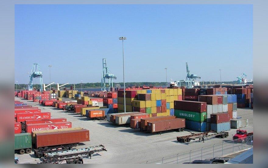 Объемы экспорта растут во всех трех странах Балтии