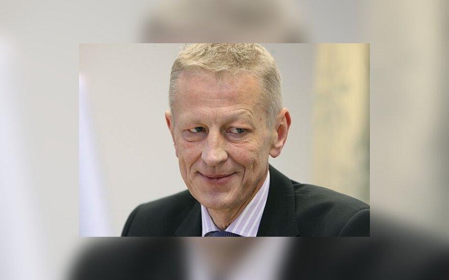 Министр: Литва не может помешать соседям строить АЭС