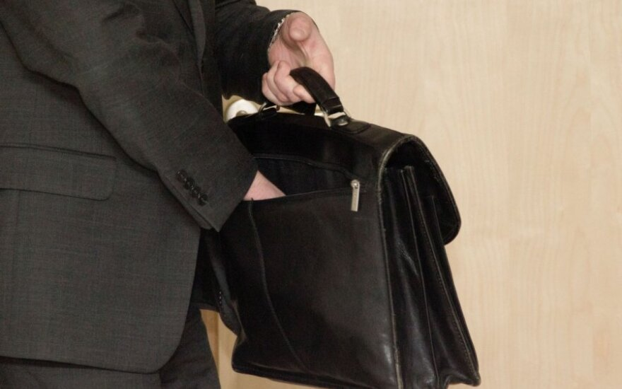 Служба иммунитета задержала на рабочем месте главу Комиссии по медэкспертизе