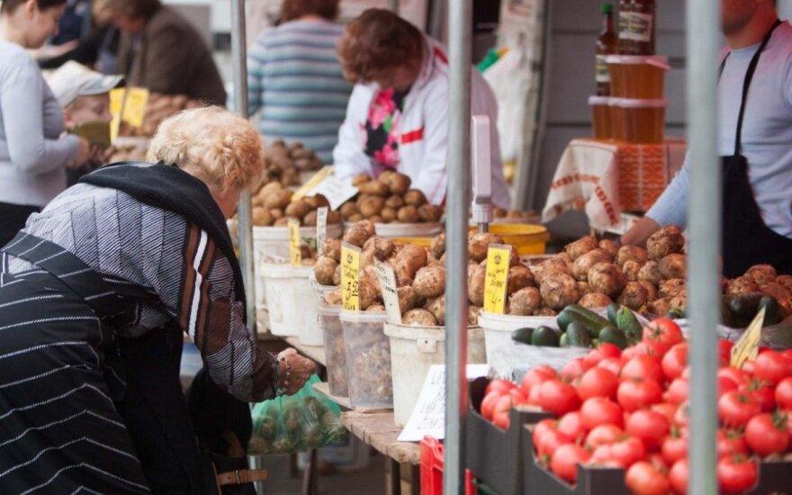 Цены в Литве - лучше не смотреть