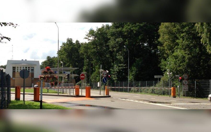 В Ниде задержаны двое вооруженных пограничников из России