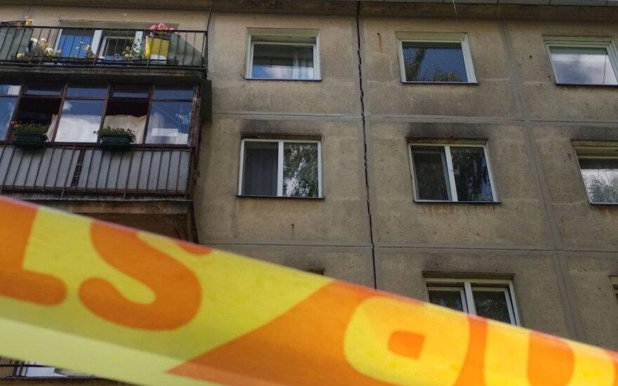 Из печально известного каунасского общежития эвакуируют жителей