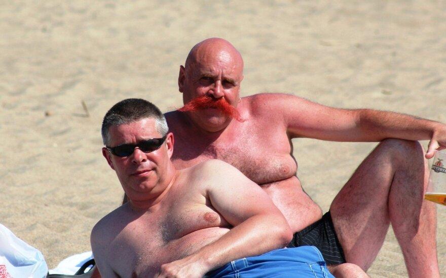 Пляжи к наплыву отдыхающих еще не готовы