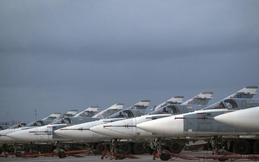 Россия потратила на военную операцию в Сирии свыше 540 млн. долларов