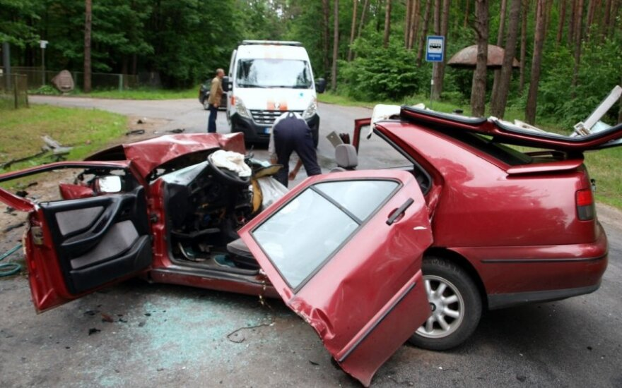 После жуткого ДТП у Клебонишкского леса - печальное известие