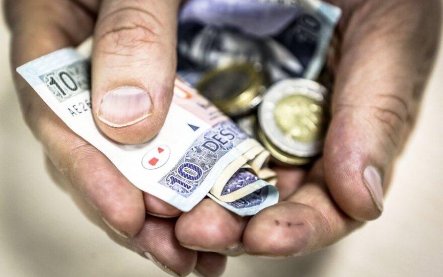 Буткявичюс пояснил, как будут расти зарплаты