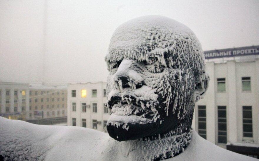 Jakutskas - šalčiausias pasaulio miestas