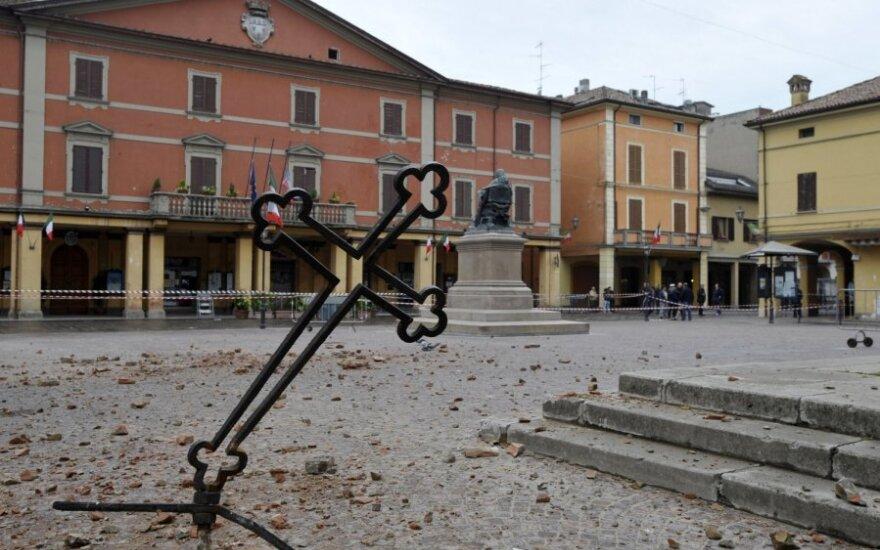 Włochy: Trzęsienie ziemi. Zginęło co najmniej 10 osób