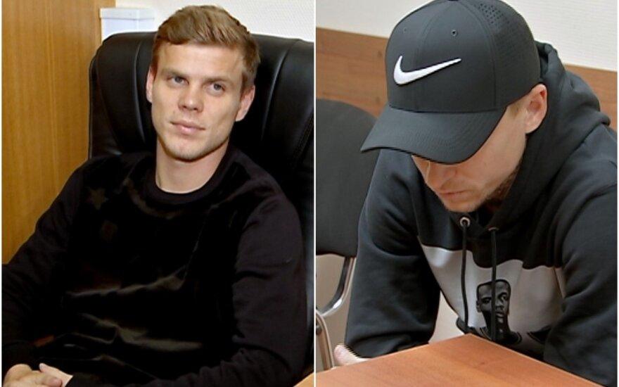 Aleksandras Kokorinas, Pavelas Mamajevas