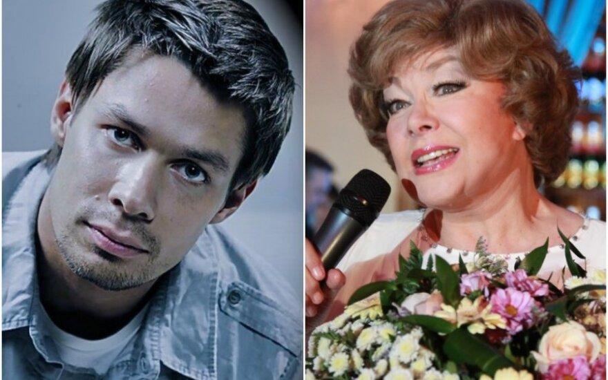 Бабушка уговорила Стаса Пьеху жениться