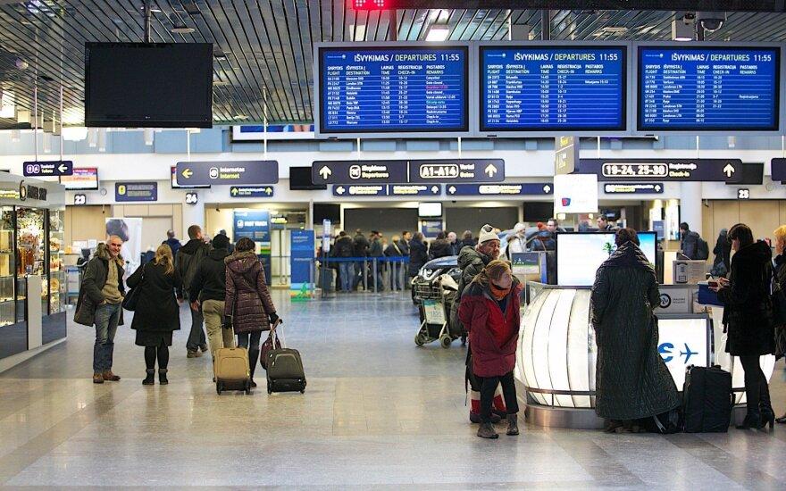 Аэропорты Вильнюса и Каунаса может соединить поезд