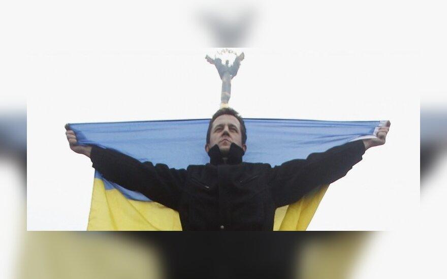 Mitingas Ukrainoje