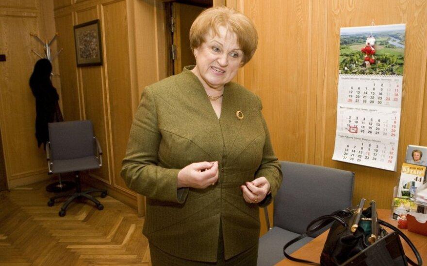 Kazimira Prunskienė