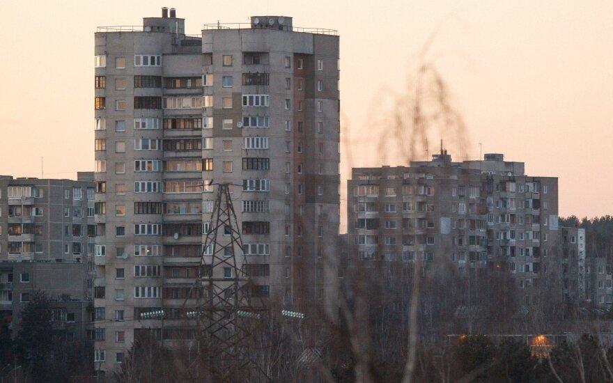 В Литве налогами обложат всю жилую недвижимость, кроме первого жилья