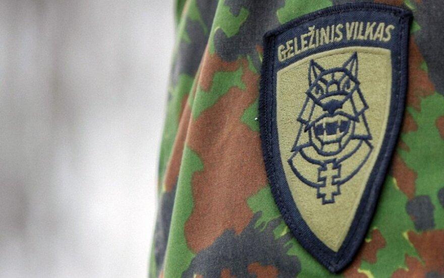 На учениях в Каунасе военные отрабатывают оборону городских территорий