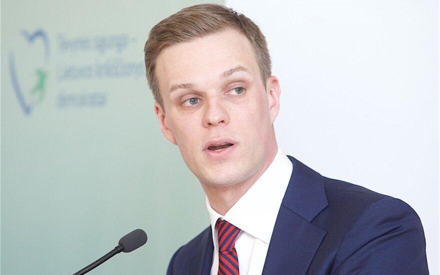 ГИК аннулирует мандат европарламентария Ландсбергиса