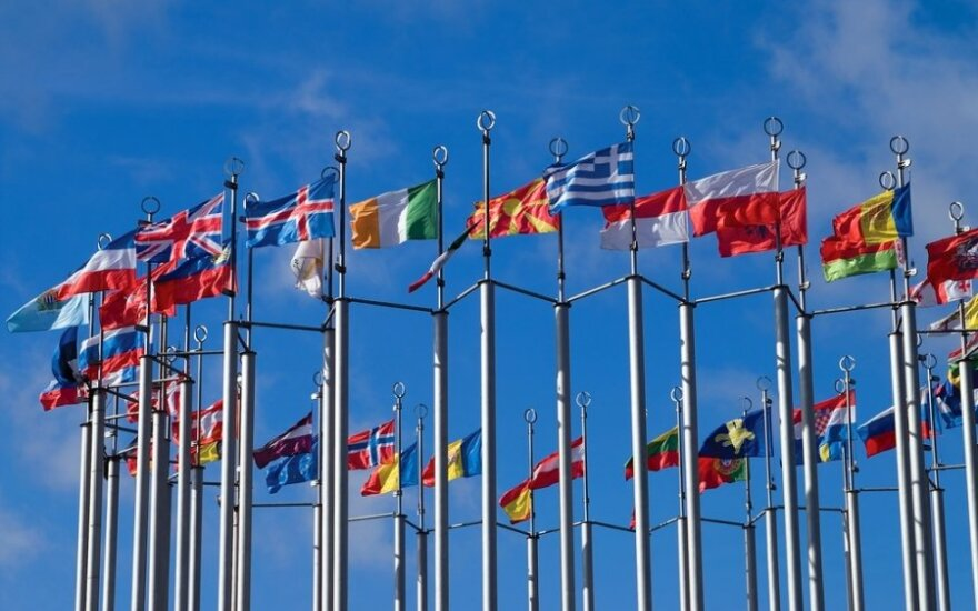 Литва попытается обратить внимание ЕС на Восток