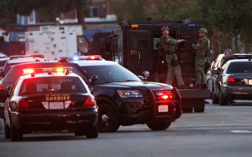Policija Kalifornijoje