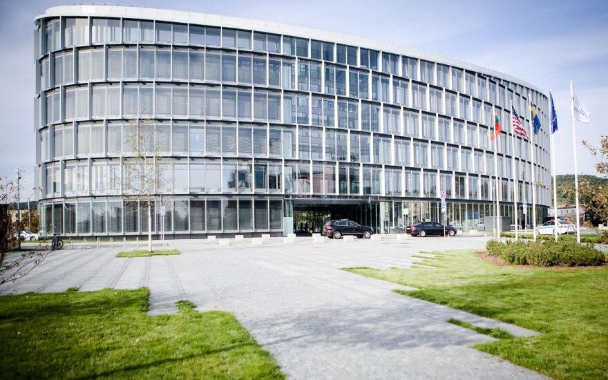 Nasdaq technologijų ir verslo kompetencijų centro ir naujo Nasdaq Vilnius ir Lietuvos centrinio vertybinių popierių depozitoriumo biuro atidarymas