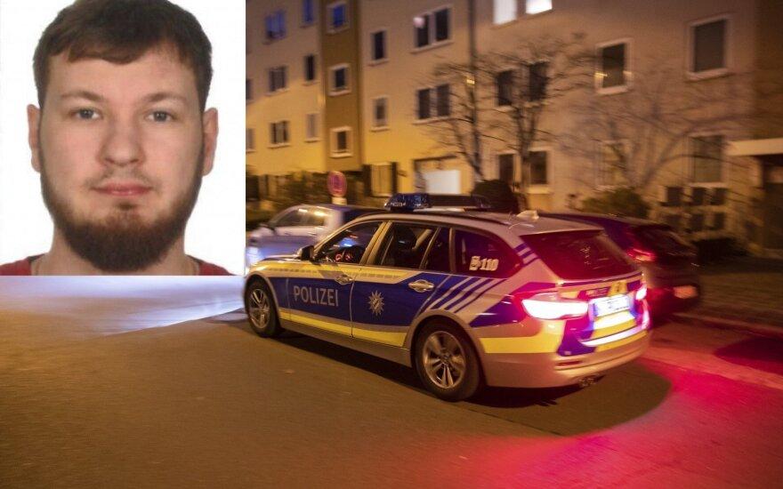 В Берлине убит гражданин Литвы