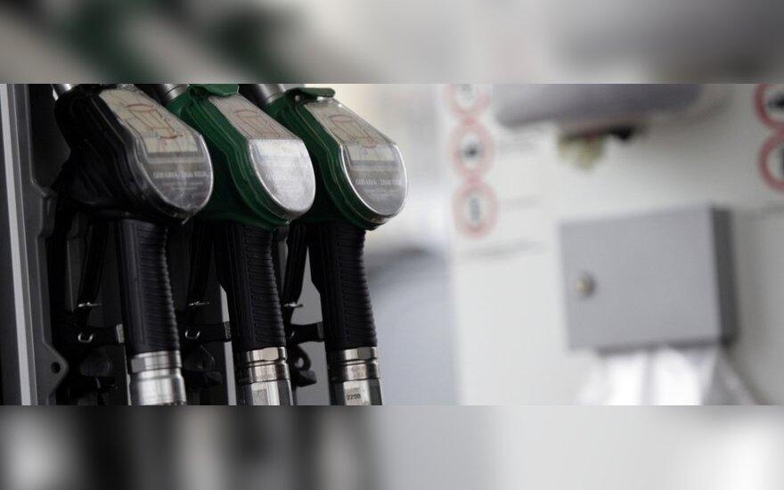 В феврале этого года продано больше бензина, чем год назад