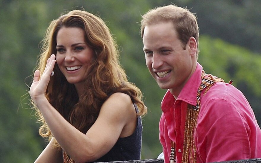 Catherine ir princas Williamas, Kate, Williamas