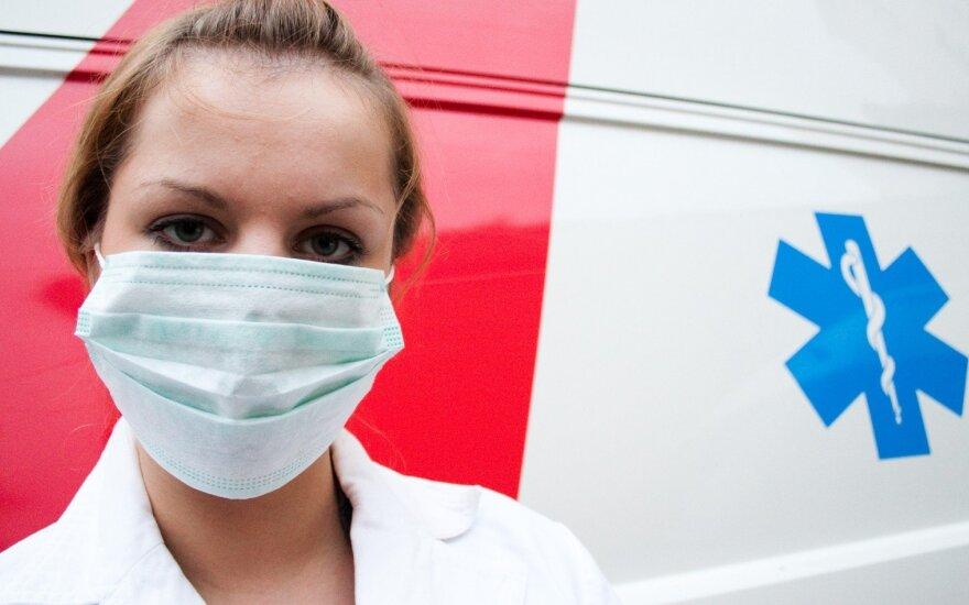 Уже девять самоуправлений Литвы объявили эпидемию гриппа