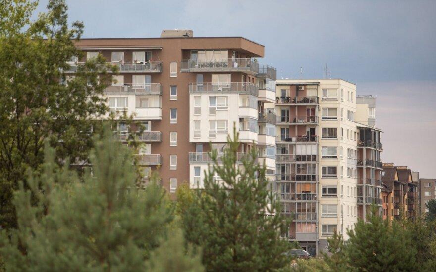 Специалисты рассказали, как выяснить, адекватны ли цены на жилье в Литве