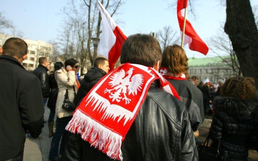 Na Wileńszczyźnie powstał skrajnie nacjonalistyczny polski ruch