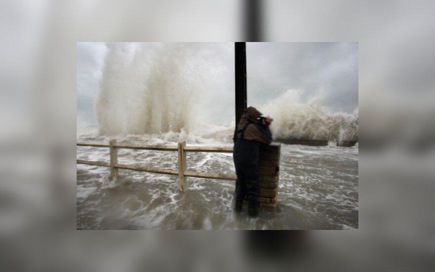 Сильнейший ураган в Европе: итоги разрушений