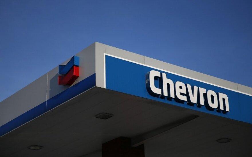 Chevron больше не интересует добыча сланцевого газа в Литве