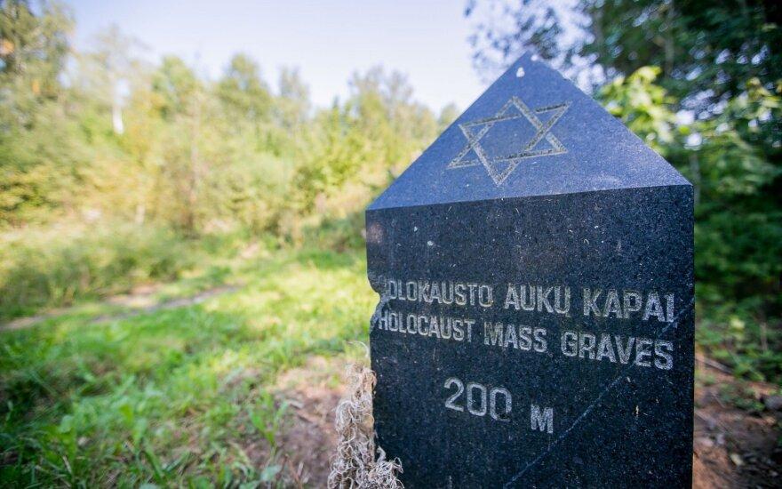 Немецкий историк: забывают, что дома евреев заняли местные жители