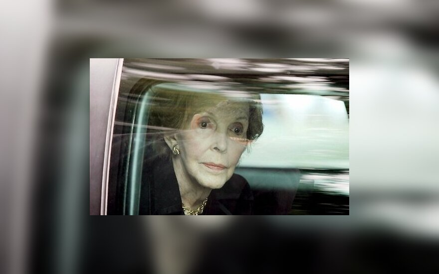 Умерла Нэнси Рейган, вдова экс-президента США