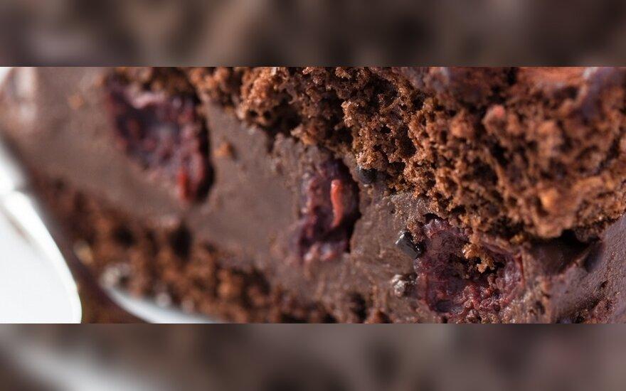 Šokoladinis tortas