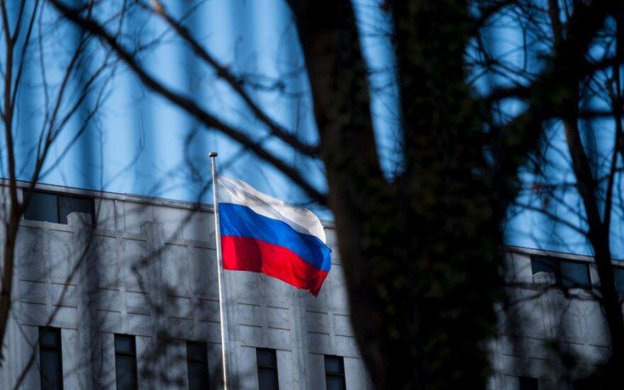 Rusijos ambasada Vašingtone