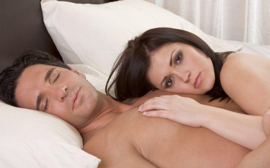 Пять органов чувств в сексе