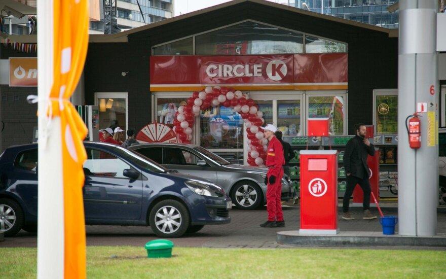 Сеть заправок Circle K выходит на рынок продажи продуктов по интернету