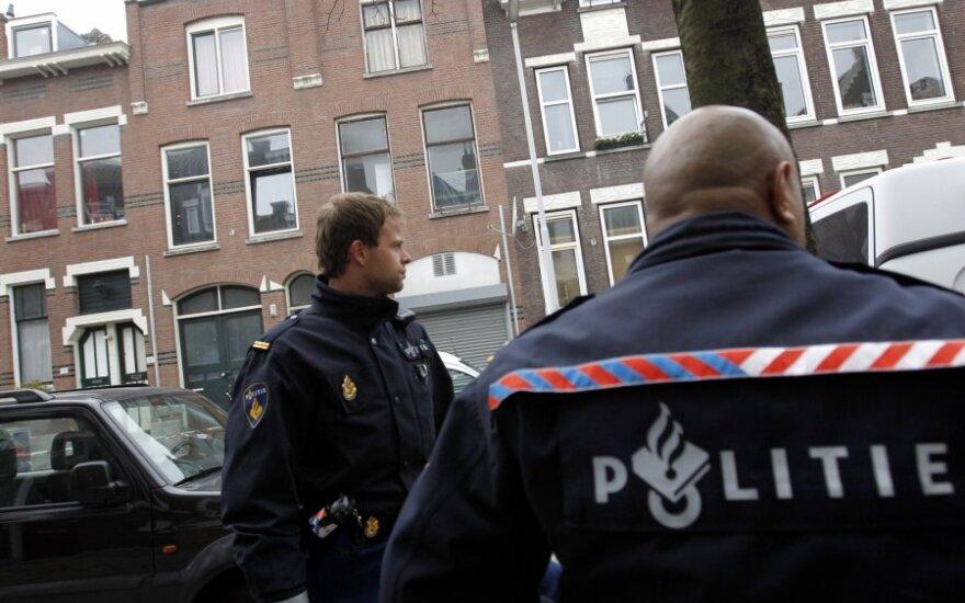 Nyderlandų policija