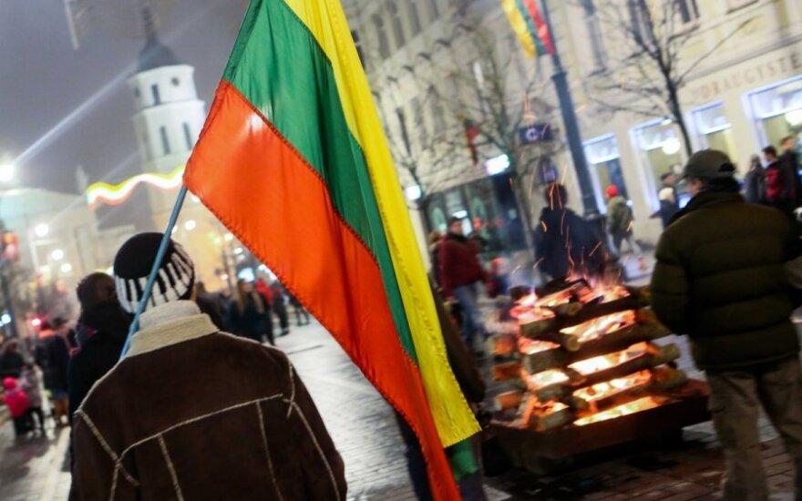 Литва празднует День восстановления государства