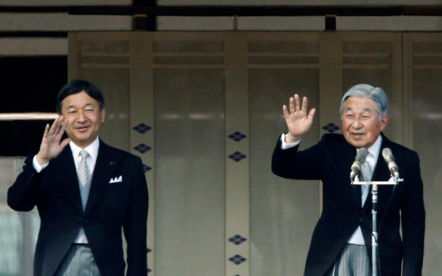 В Японии наследный принц Нарухито вступил в полномочия императора