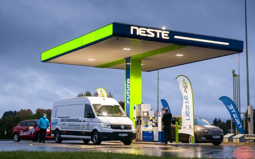Финская Neste продает розничный бизнес в России