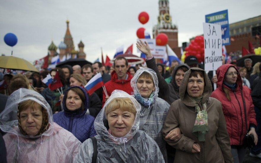 Опрос: около четверти россиян считают Литву негативно настроенной в отношении России