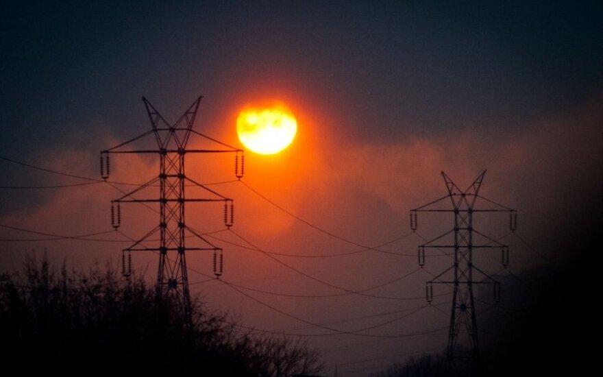 Поставщик электроэнергии обращается за помощью к Латвии и Эстонии