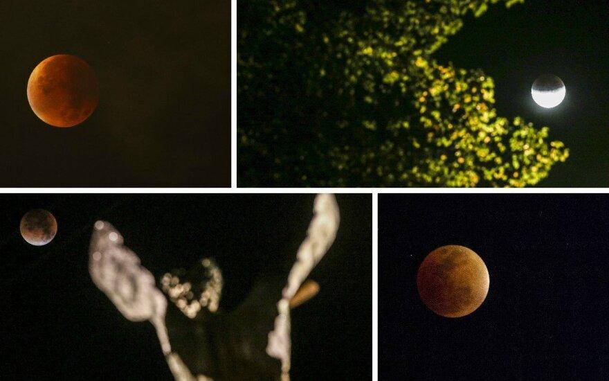 Krwawy księżyc nad Wilnem