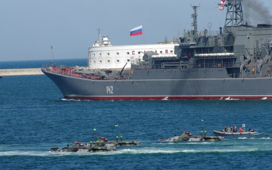 Дума прекратила действие соглашений с Украиной по Черноморскому флоту