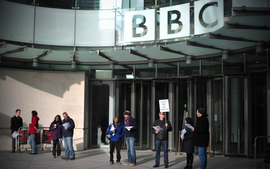 Роскомнадзор заявил о нарушениях в вещании BBC World News в России