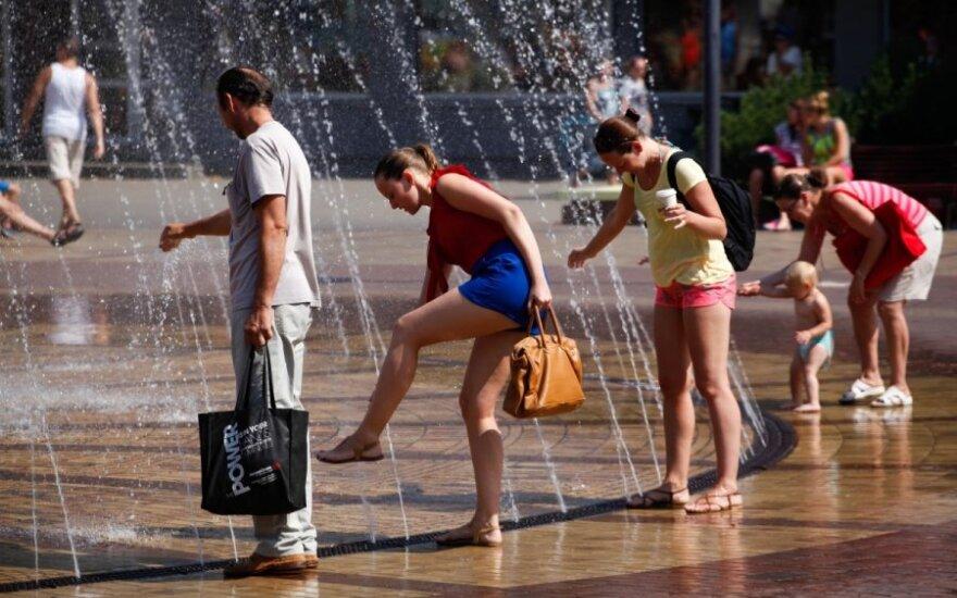 Лето покажет себя во всей красе: воздух прогреется до 31 градуса