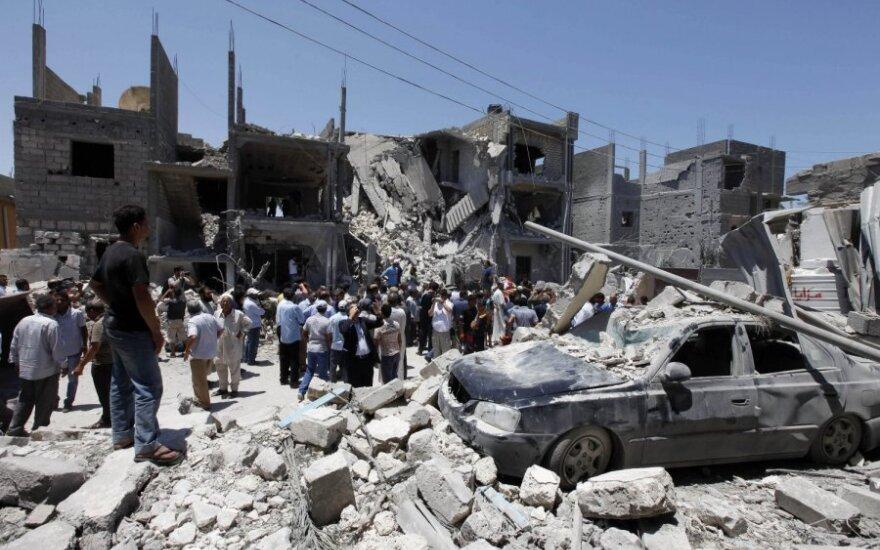 НАТО: операция в Ливии должна быть завершена