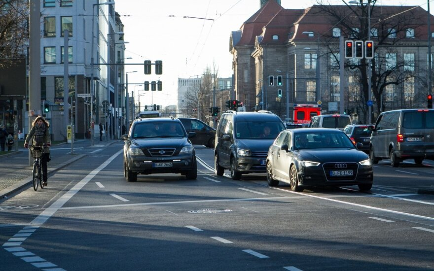 Суд частично запретил движение дизельных автомобилей в Берлине