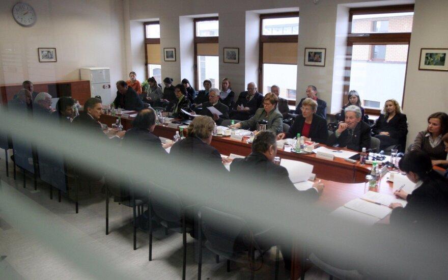 Трехсторонний совет Литвы снова не смог договориться о повышении ММЗ